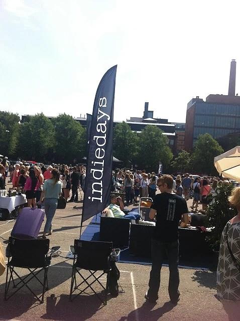 Indietori - aurinkoinen retkipäivä Helsingissä