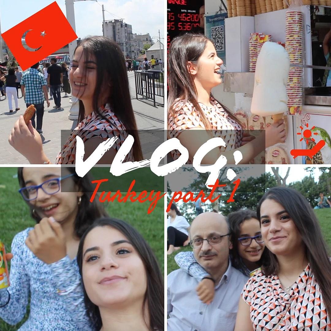 Video: dag 1 i Tyrkia