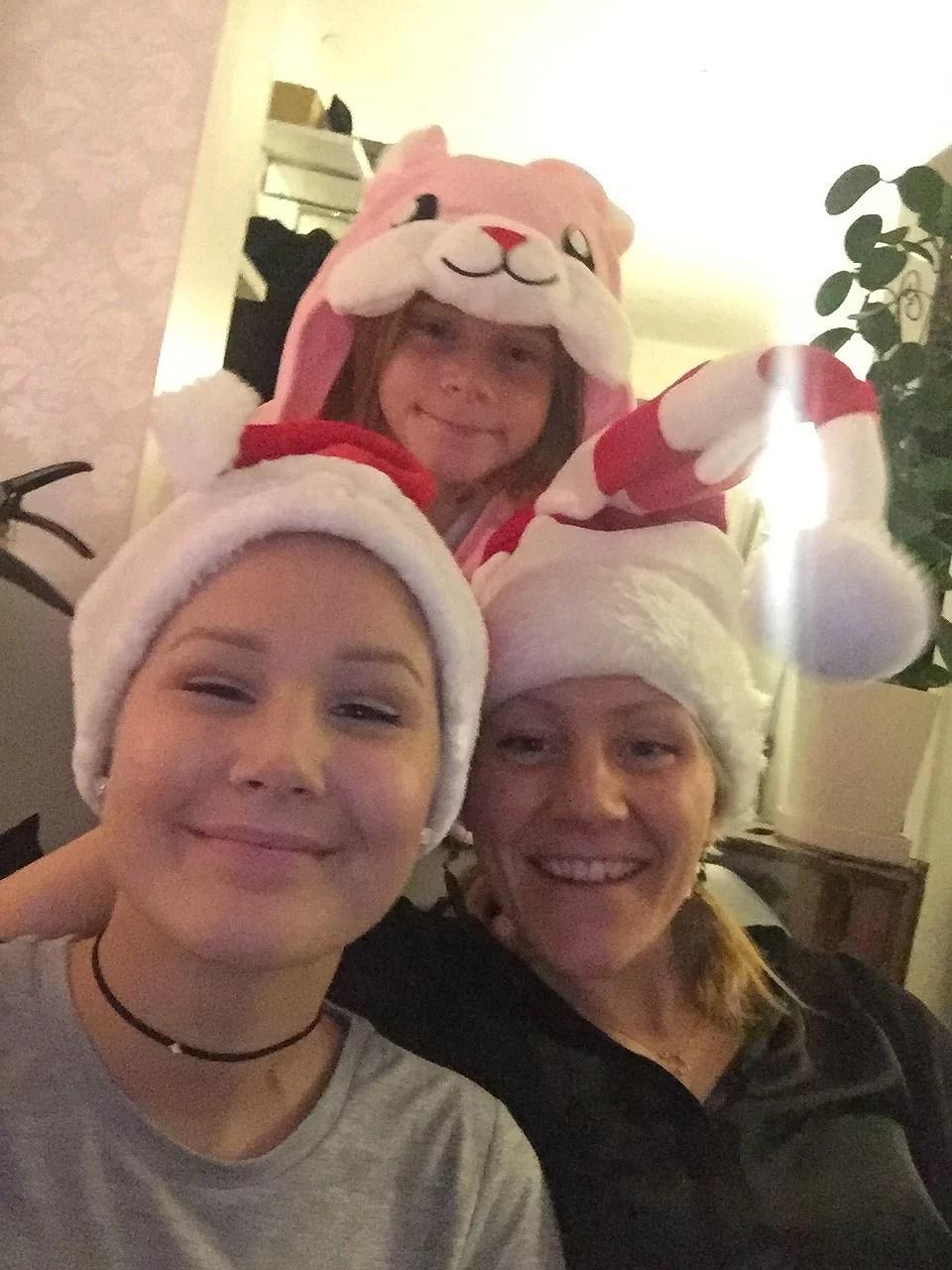 Julafton - Umgås med familjen