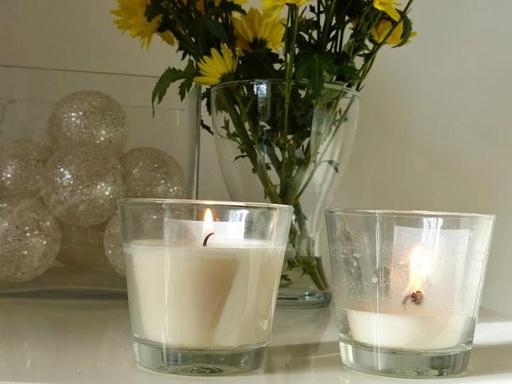 DIY: Vela o Vaso
