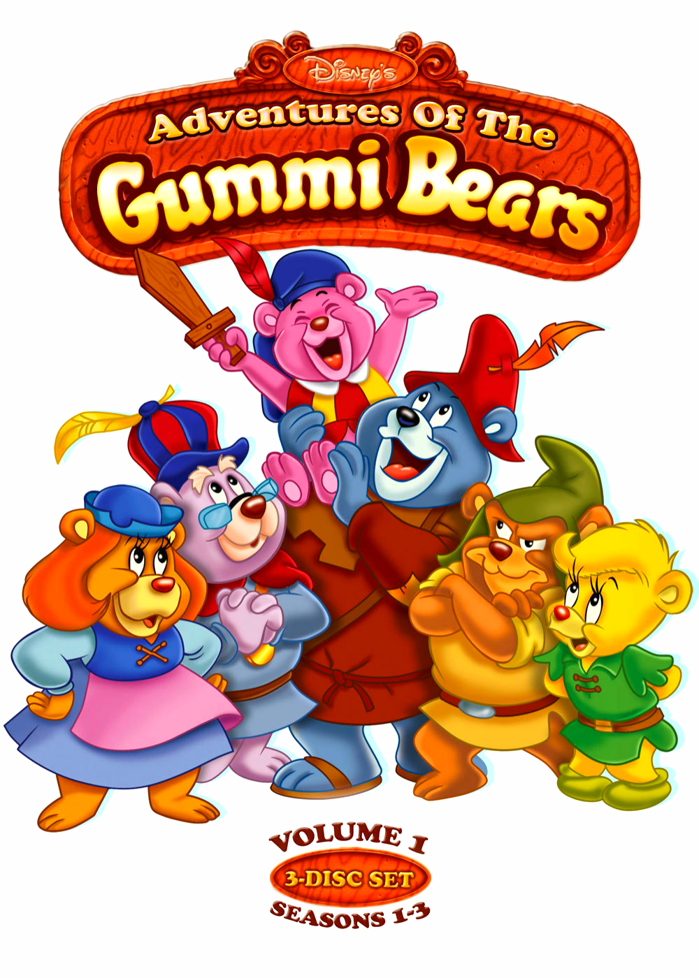 Episodlista: Bumbibjörnarna  (1985)