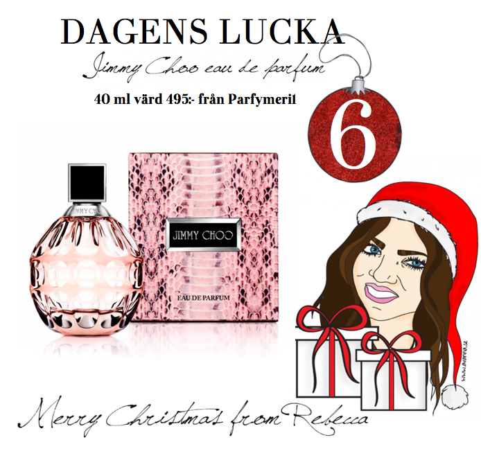 Lucka nr 6: Jimmy Choo parfym från Parfymeri1