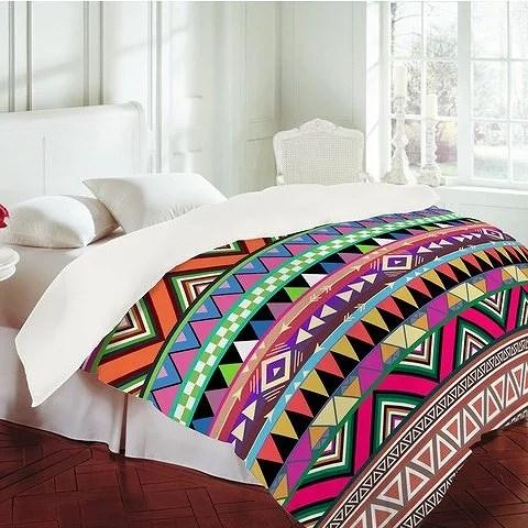 färgstarkt och mönster