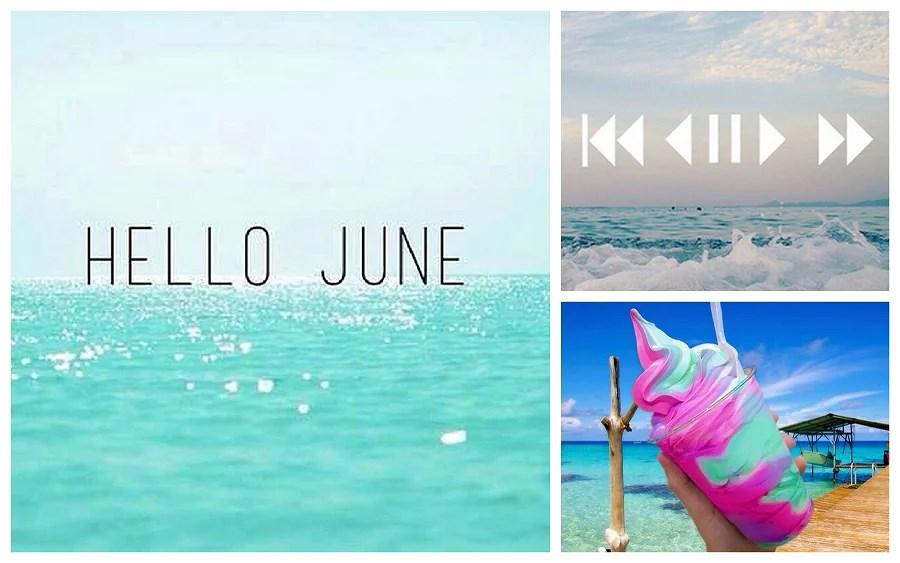 Yep, next month is june