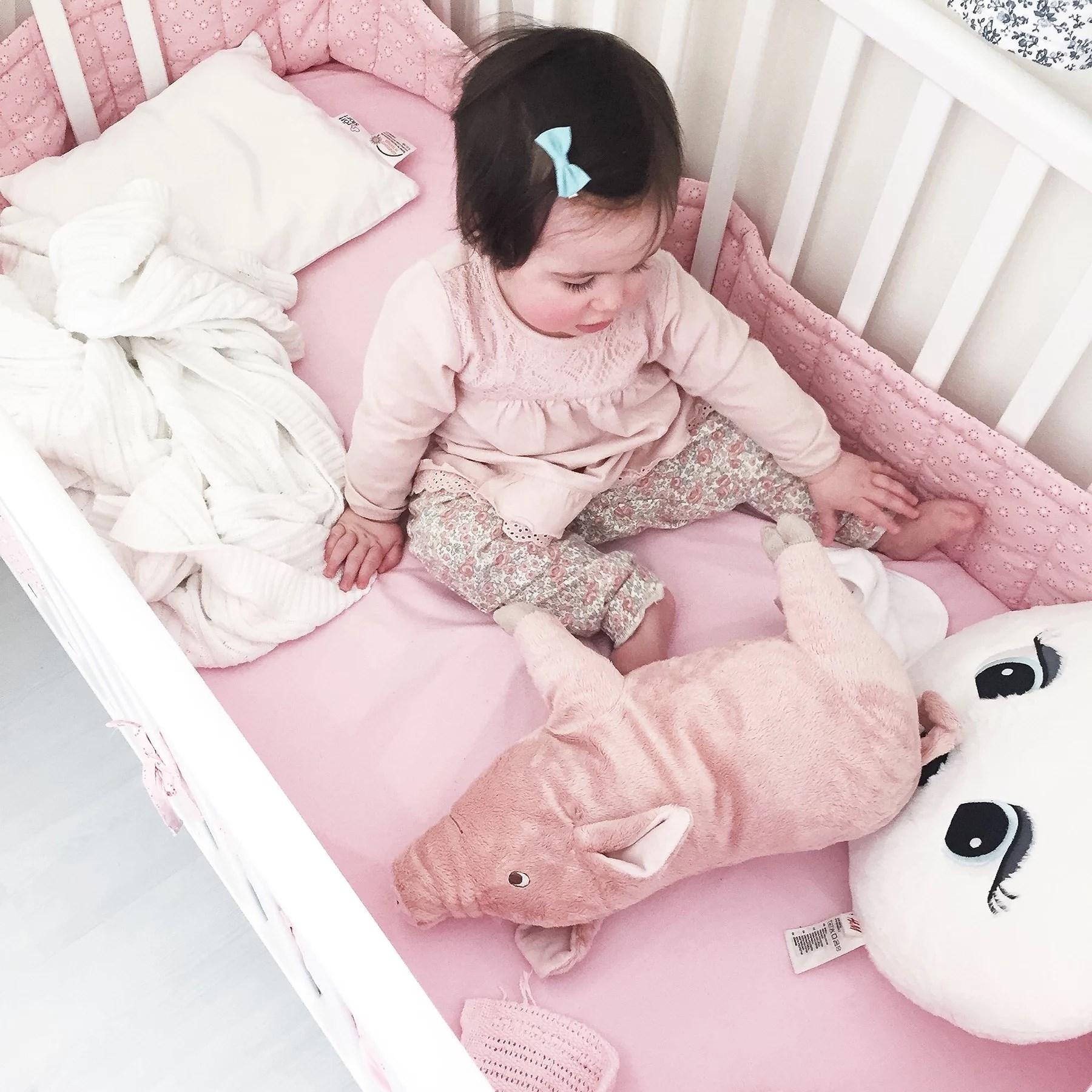 Jobb & sjuk bebis