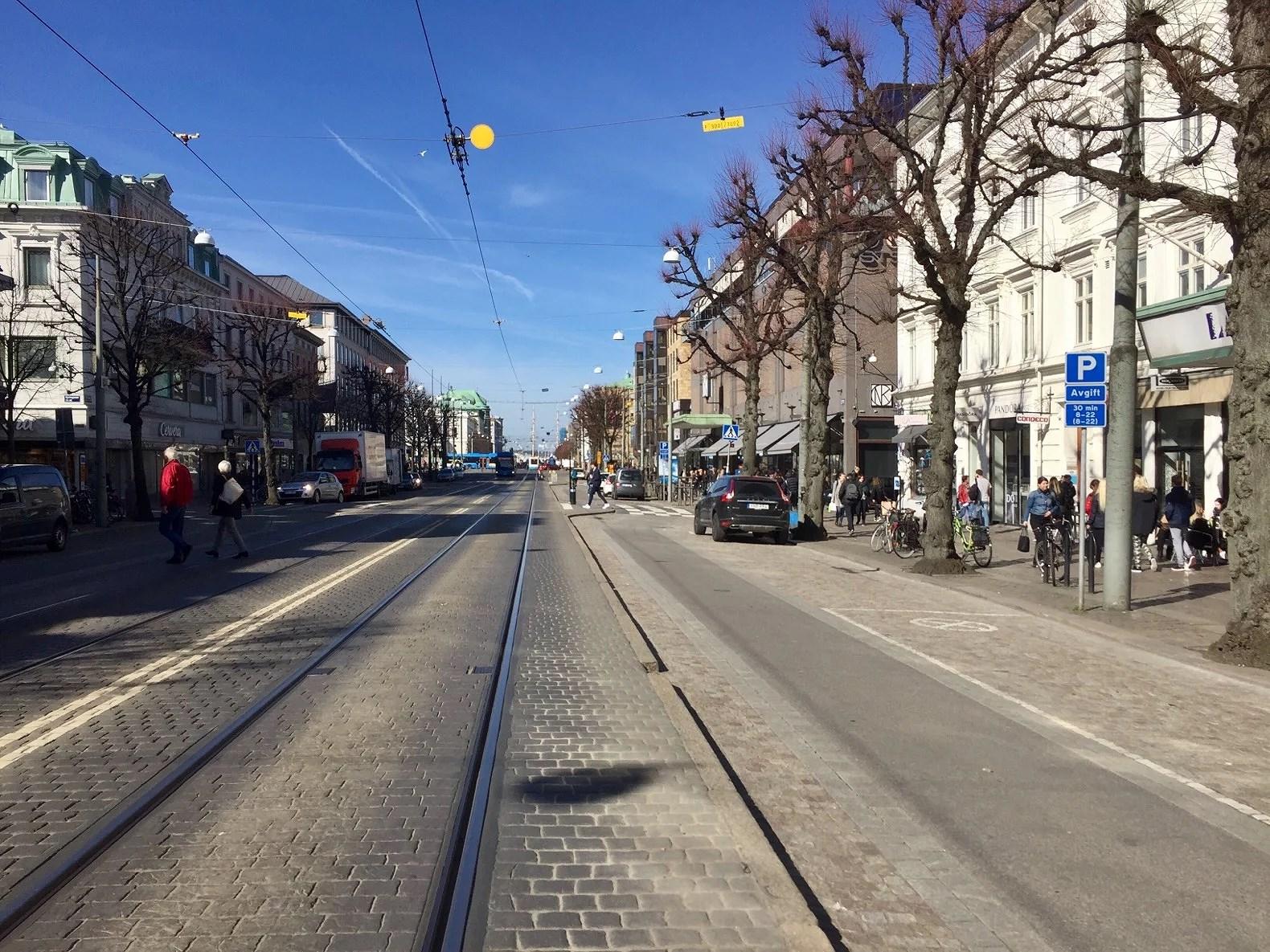 Vår i Göteborg