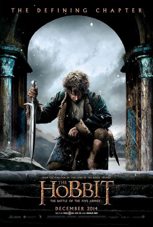 The Hobbit-maraton.