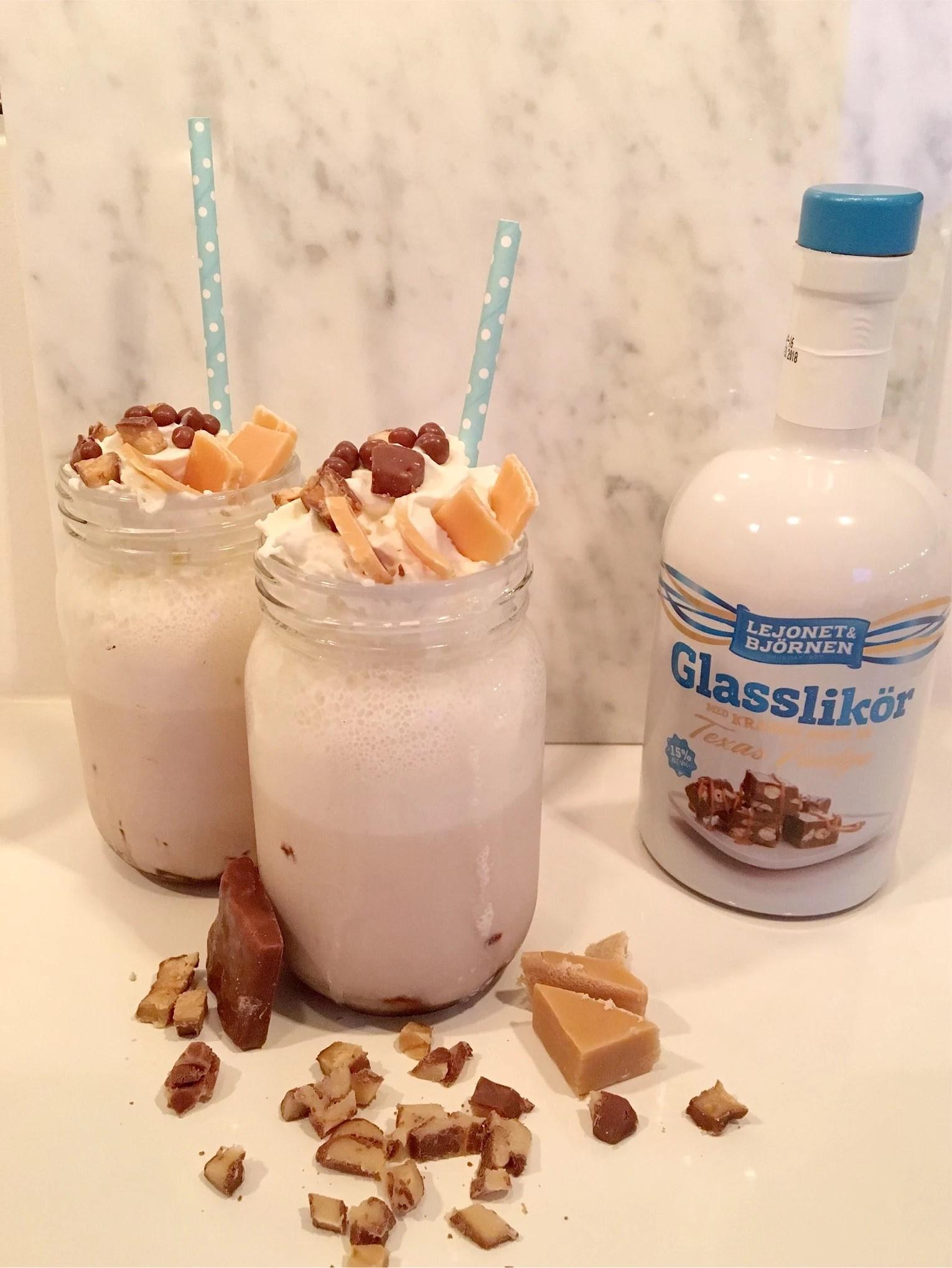 Texas Fudge Chocolate Milkshake