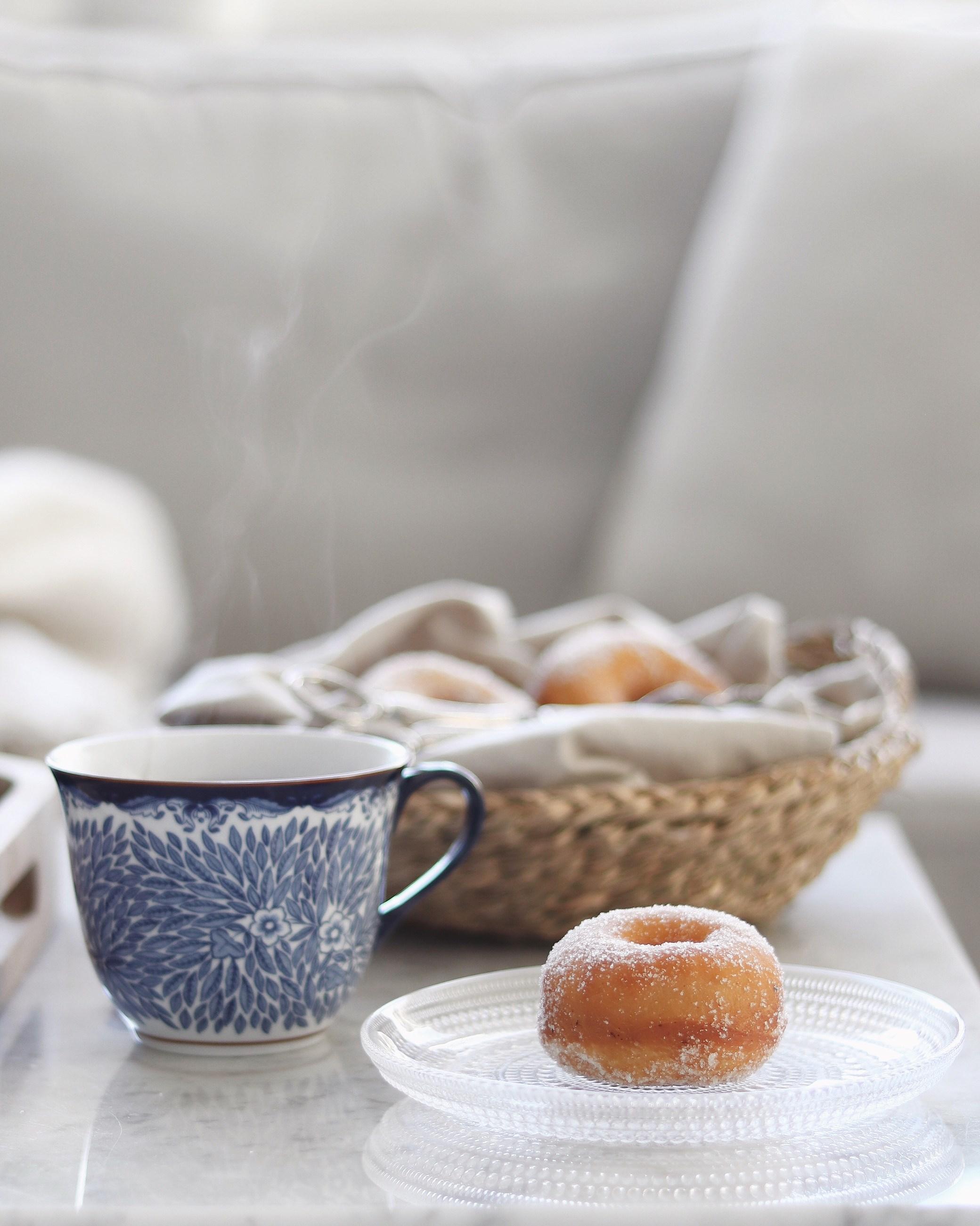 Himmelska donuts