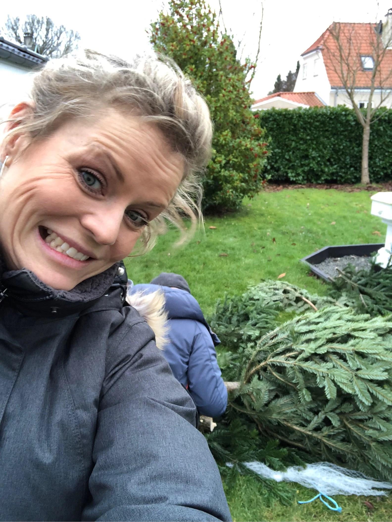 Et MF*** stort juletræ…..