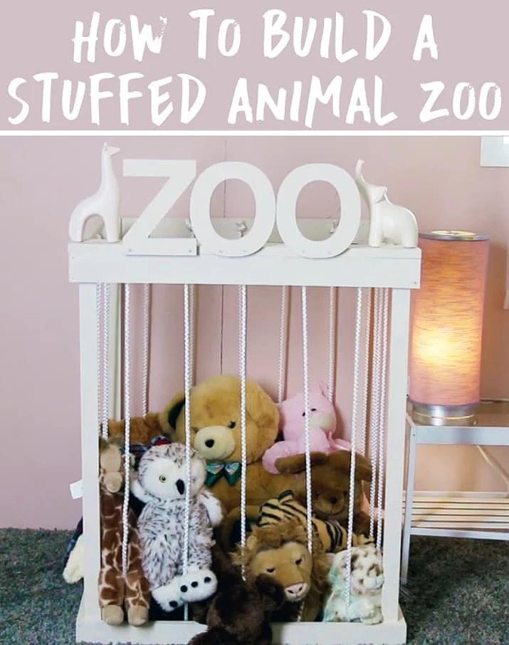 Såhär bygger du ett zoo till barnen
