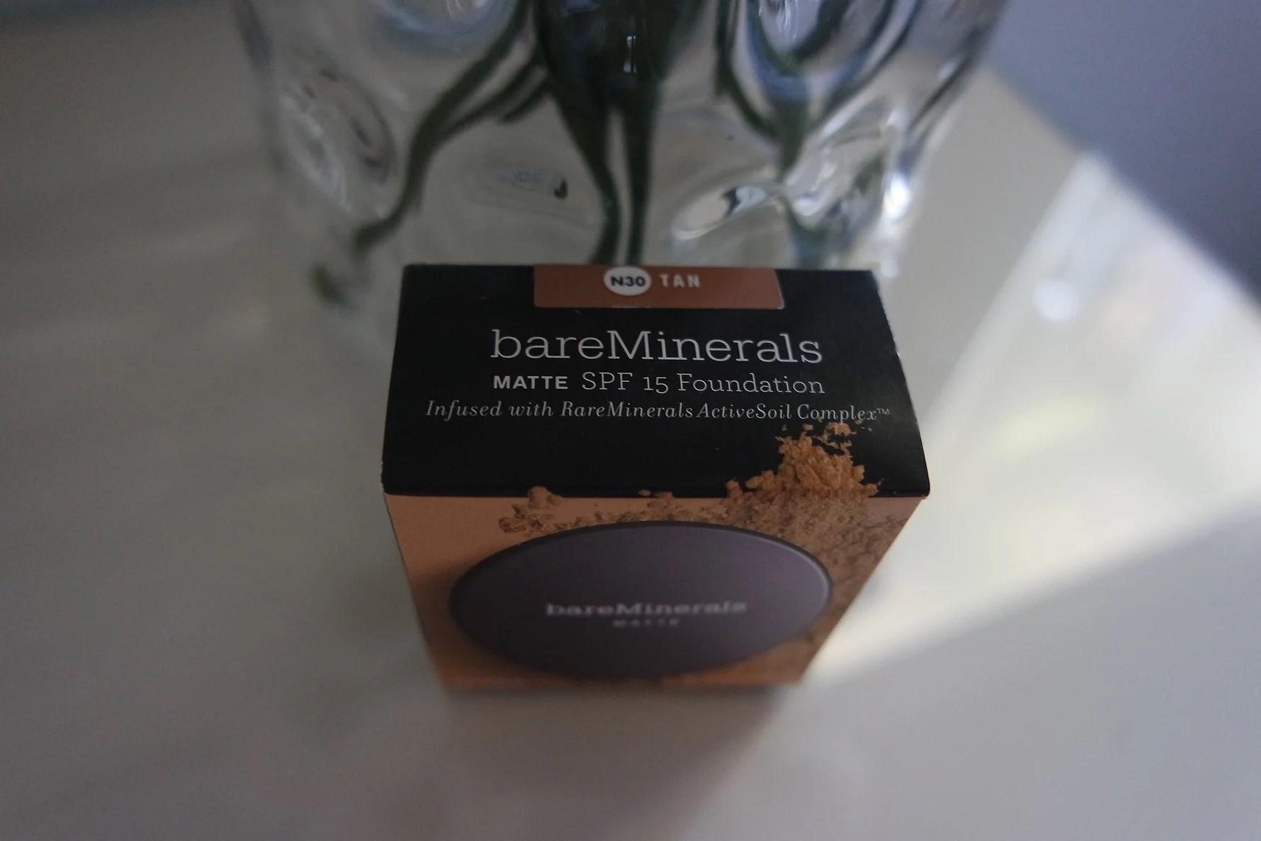 Bareminerals rea