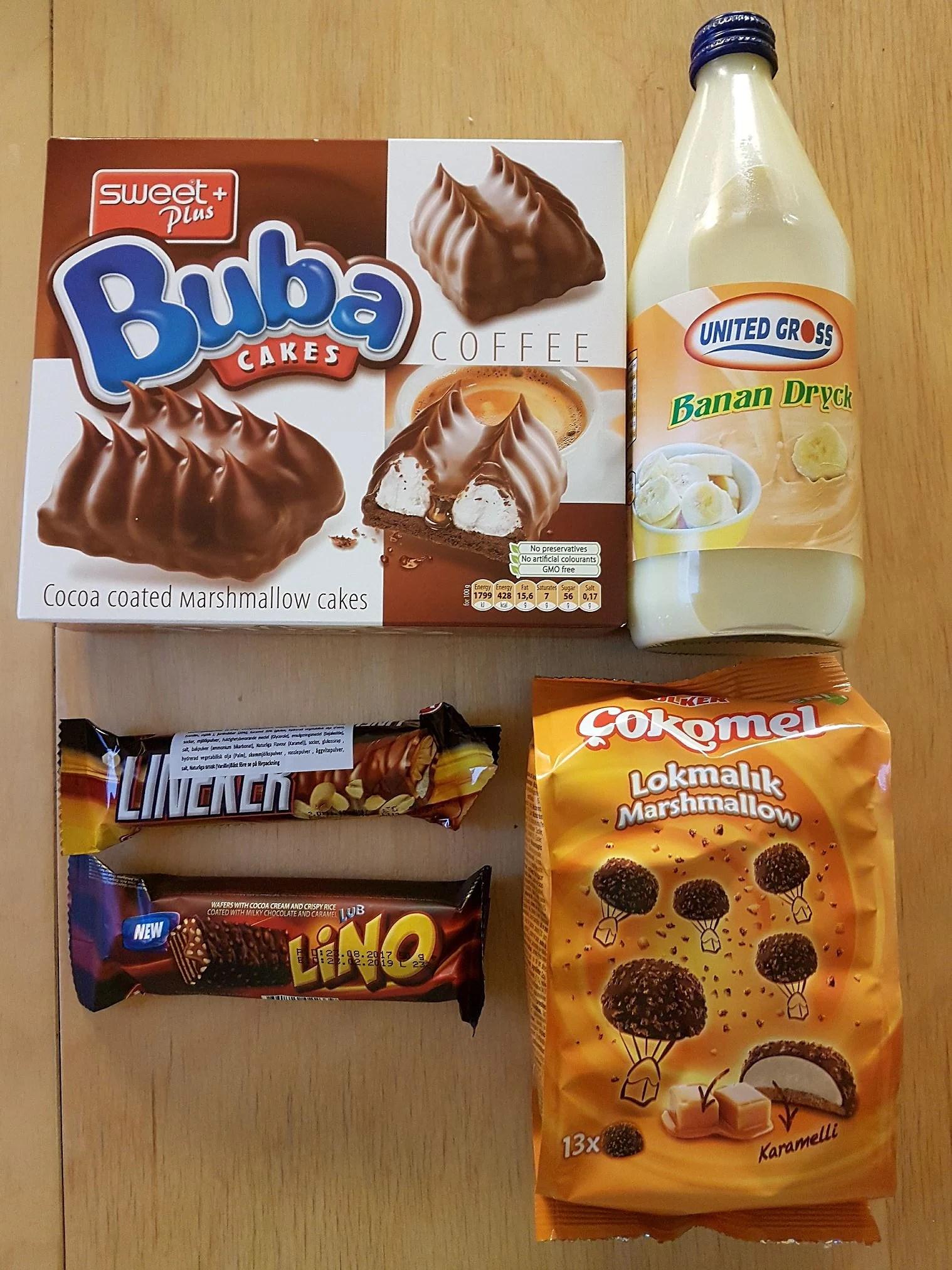 Svensk godis är faktiskt så mycket godare!