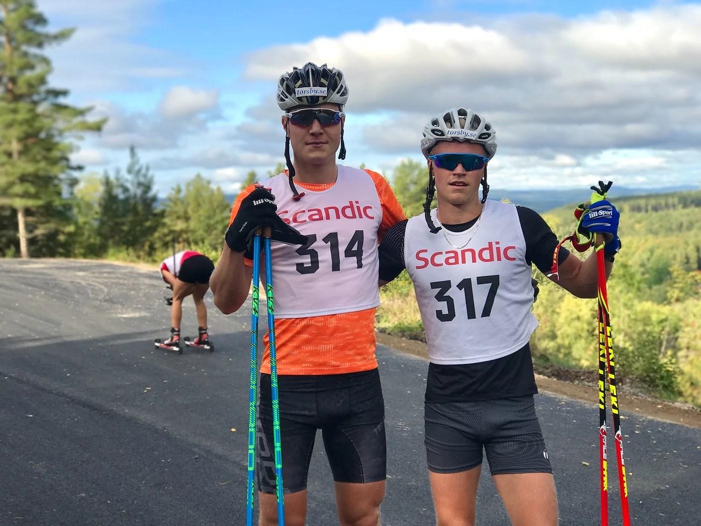 Race imorse och nu i Vedevåg!