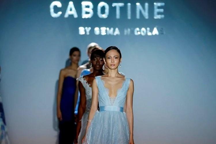 Barcelona Bridal Week 2015 con Cabotine by Gema Nicolás