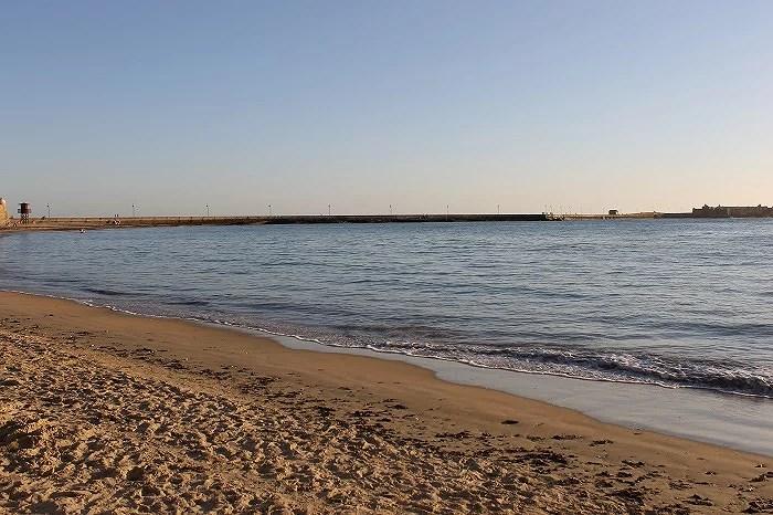 Cádiz tiene unas playas que son auténticas preciosidades