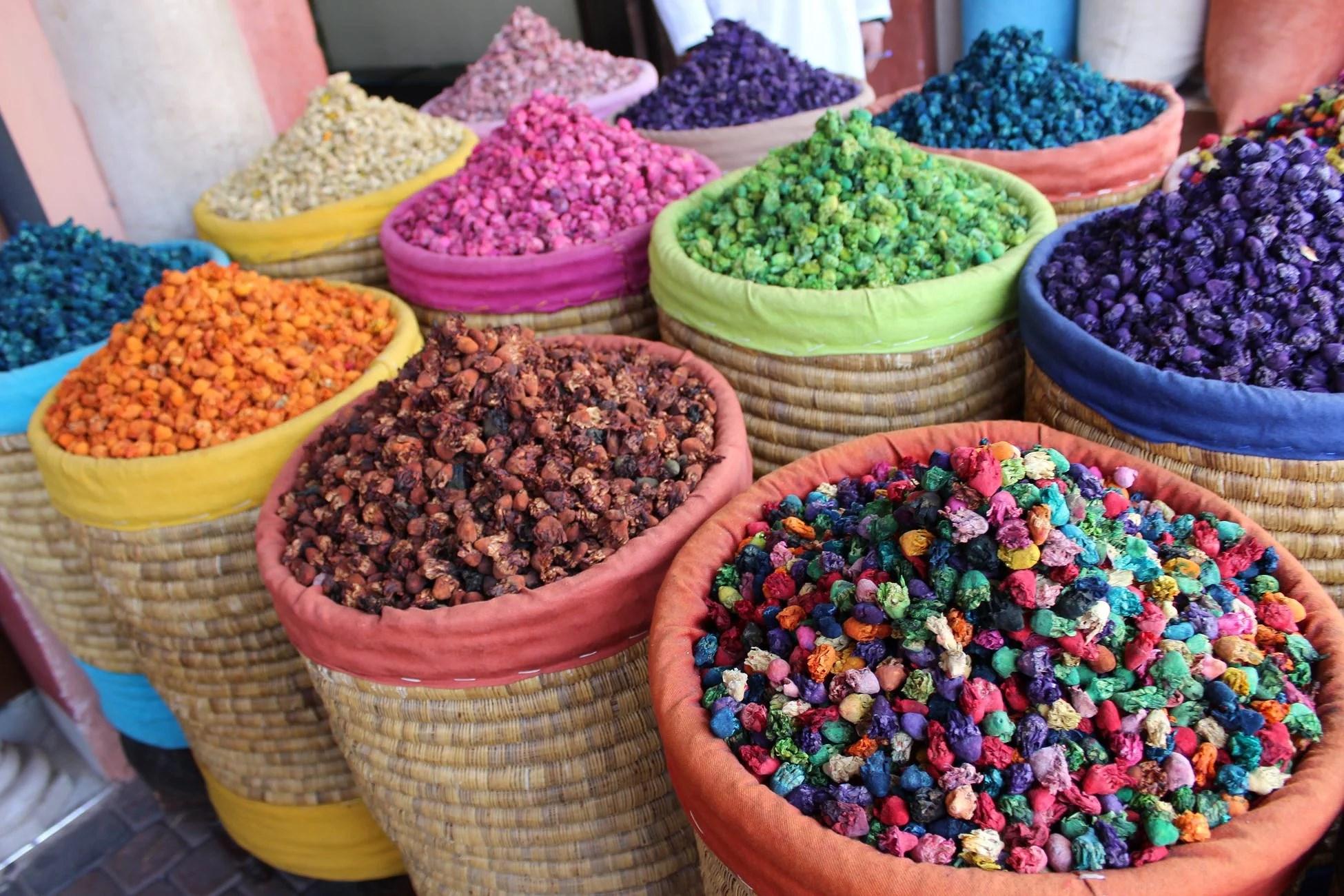 ZOCO de Marrakech - Shopping