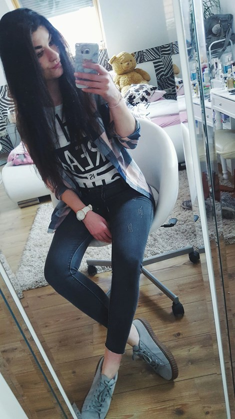 ootd, outfit, fashion, me, magiclovv, hm, pants, clothes, ubrania, outfit, stylizacja, sexi, hair,