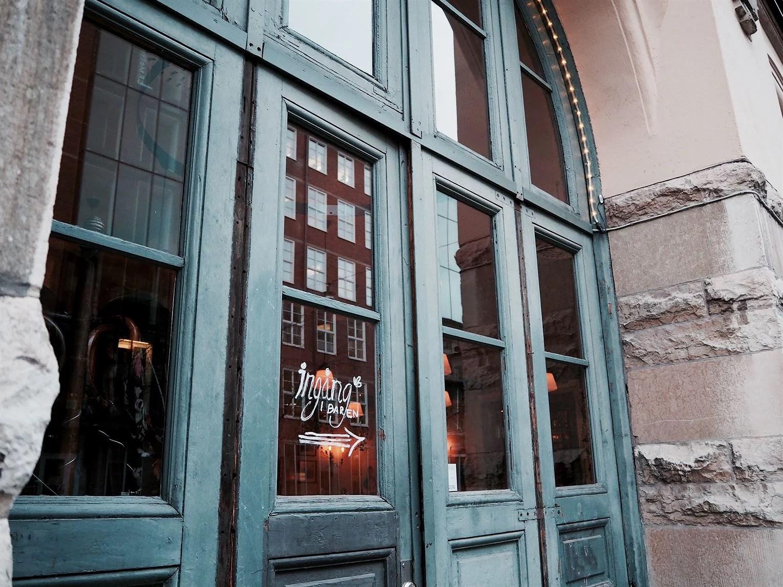 Bistro delikatessen Stockholm