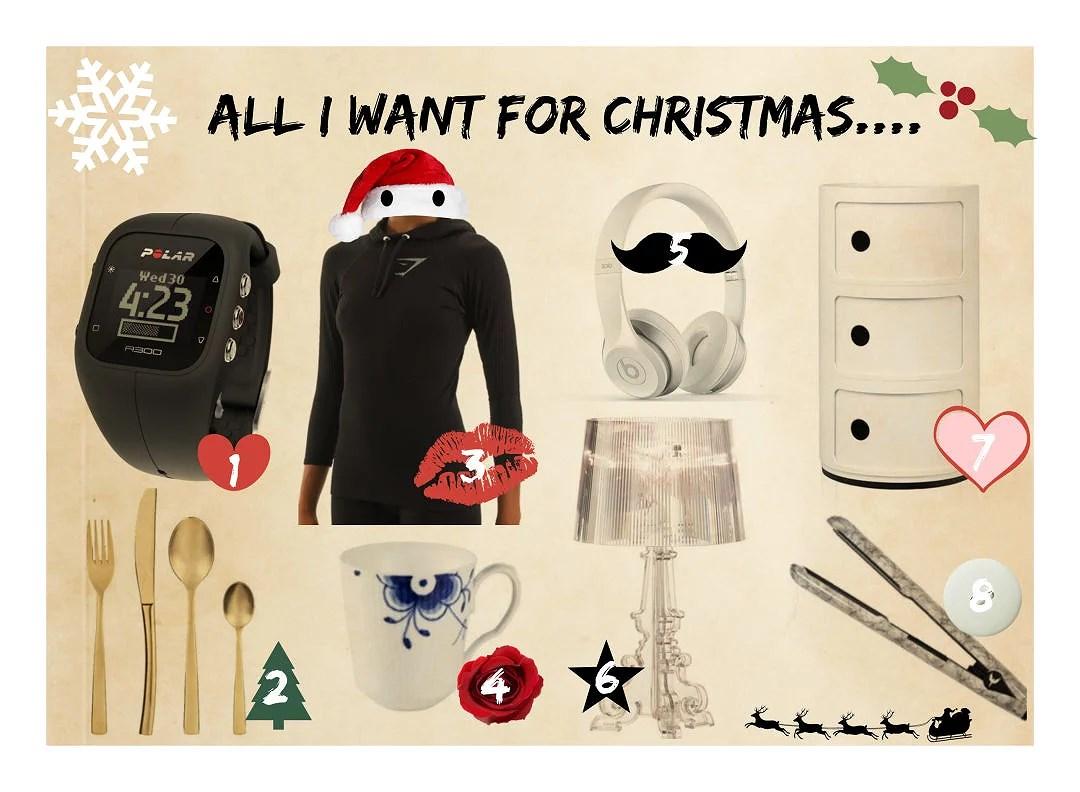 Christmas wanties