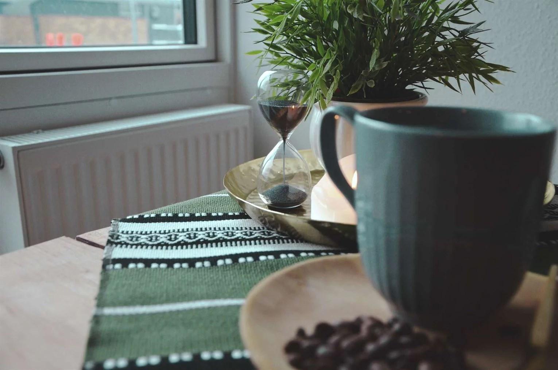 Coffee Break // & an update