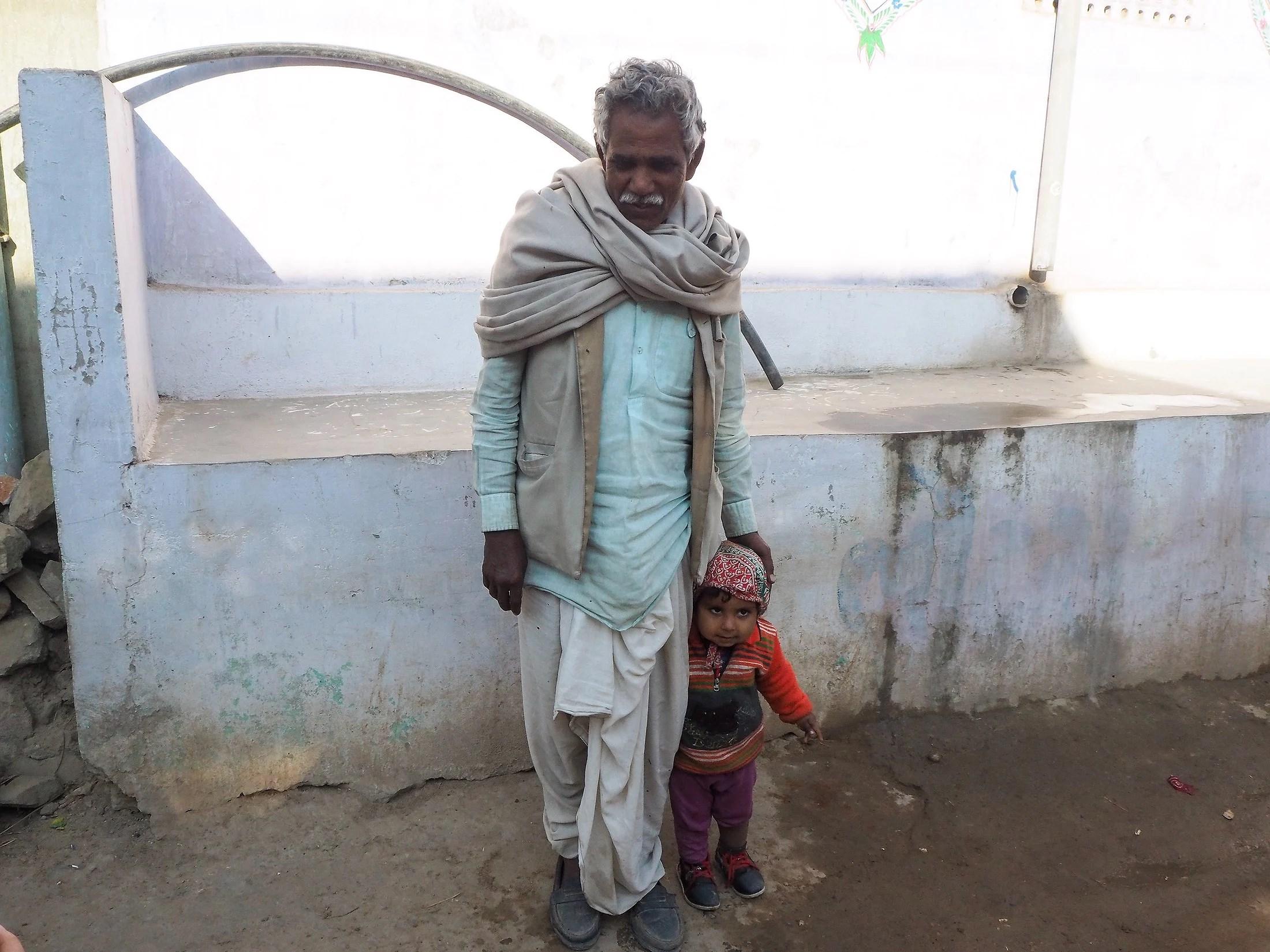 PÅ TELTTUR I INDIA