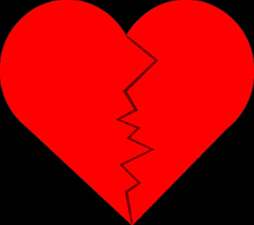 knust hjerte
