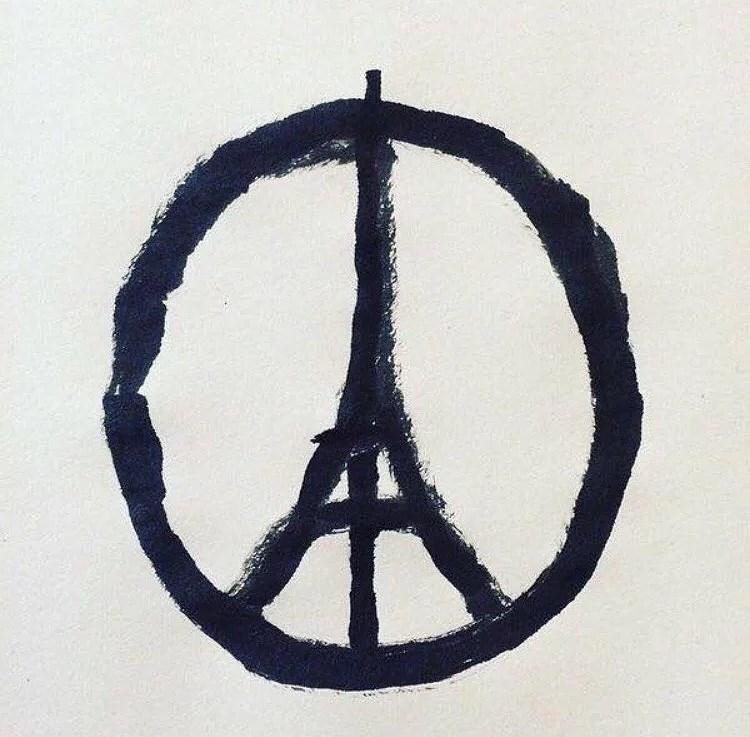 Pray for Paris 🇫🇷