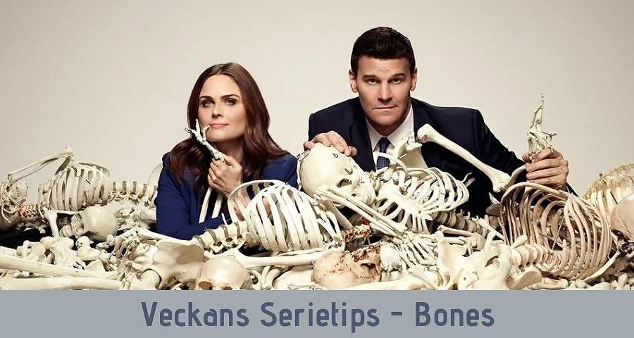 Veckans Serietips - Bones