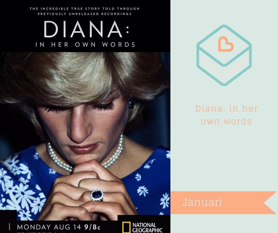 Filmer att se på Netflix - Diana: in her own words
