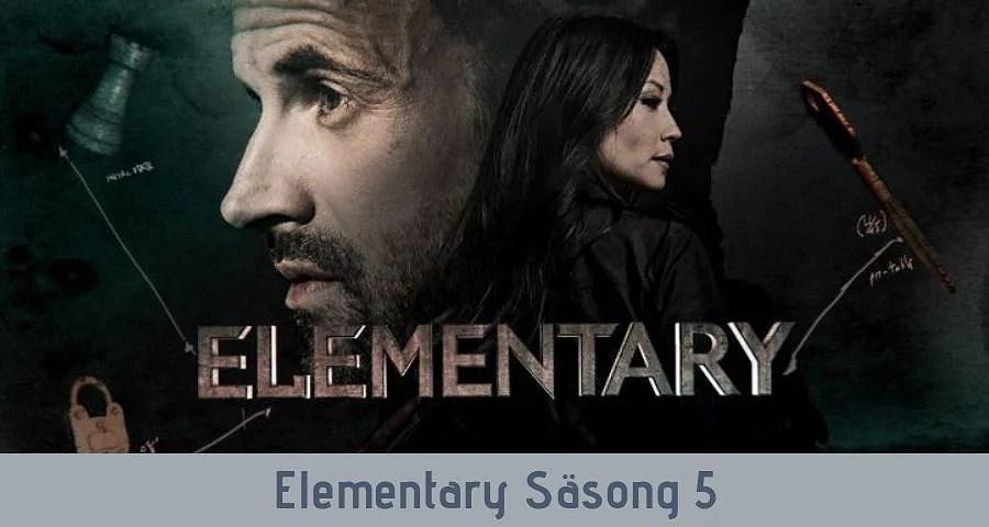 Elementary Säsong 5