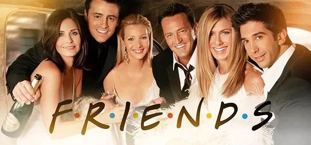 Veckans Serietips - Vänner