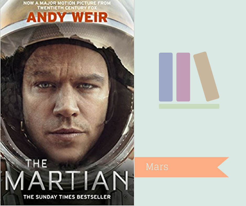 Böcker på Storytel - The Martian