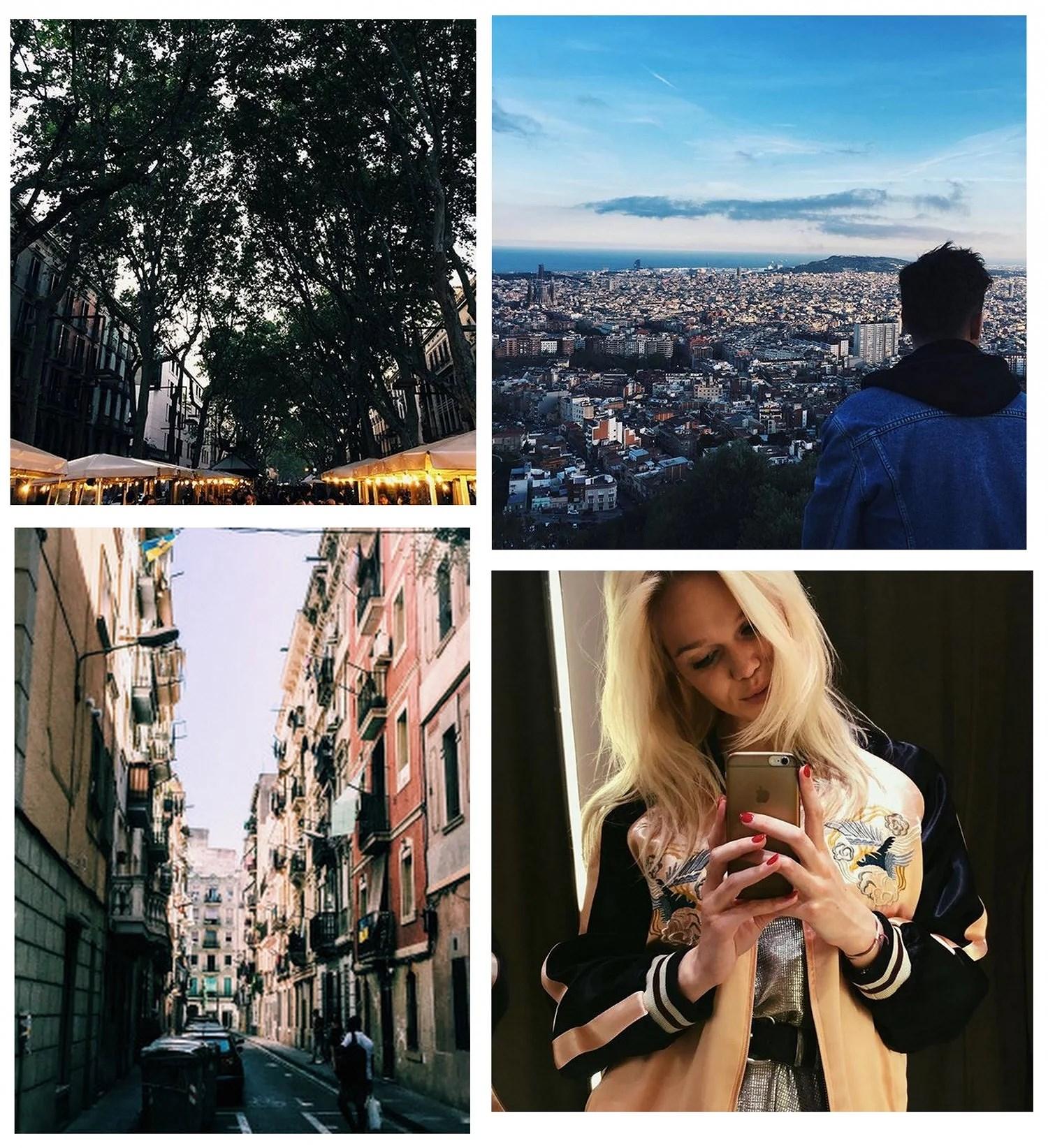 Hello from Barcelona