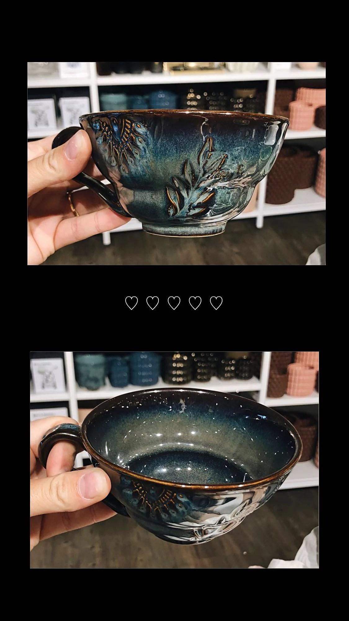 Den finaste koppen jag sett!