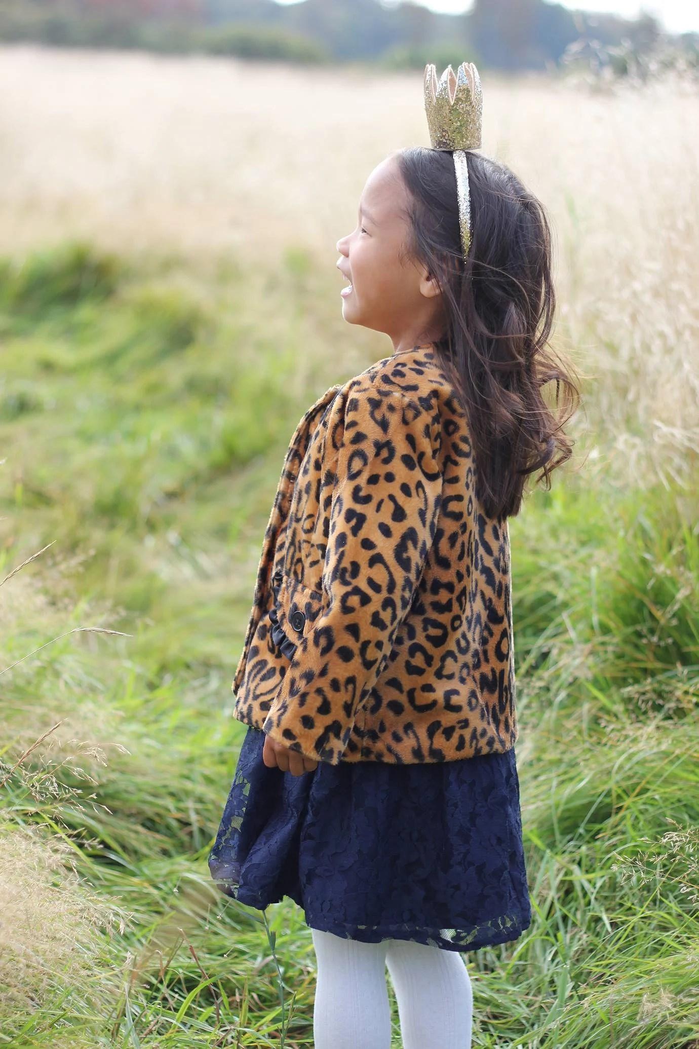 Lucia på savannen