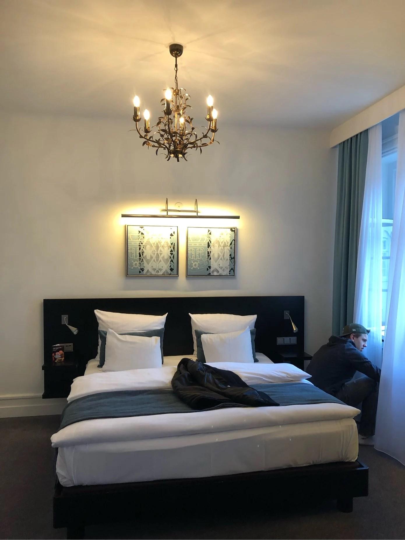 Dröm hotellrum