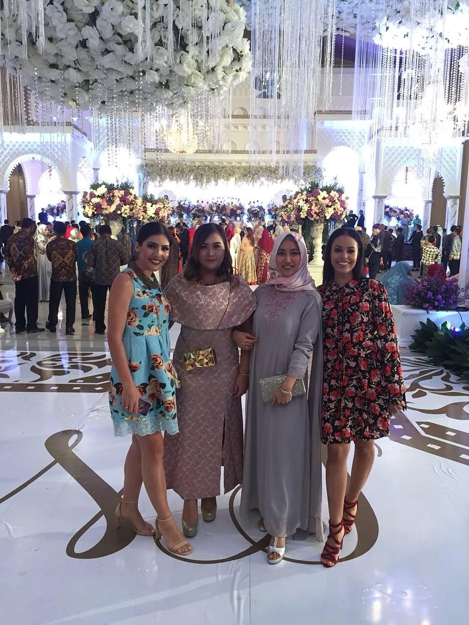 My First Indonesian Wedding