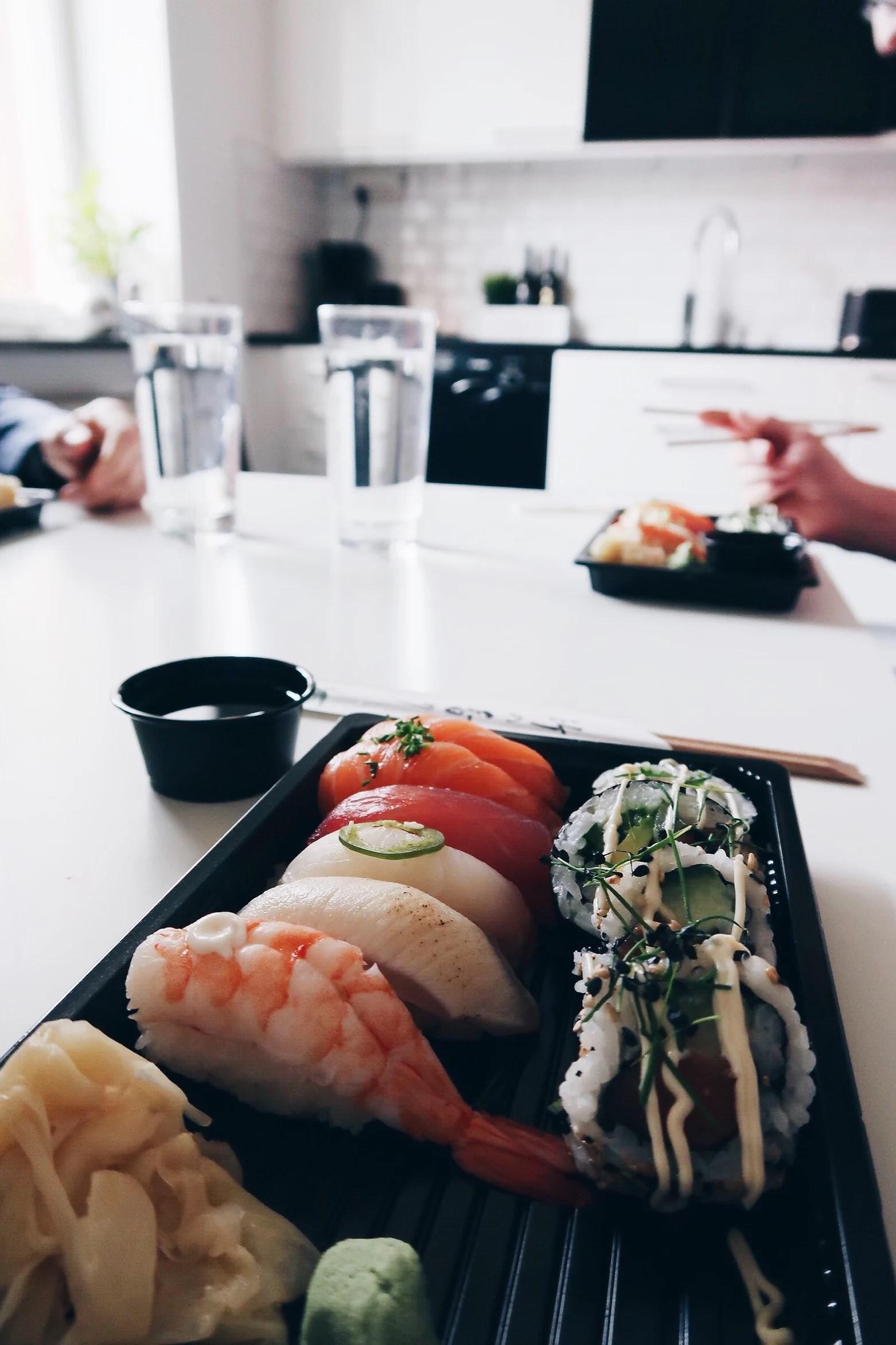 Sushi & Pappa