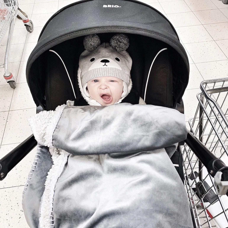 Bebisdejt och fredagsmys
