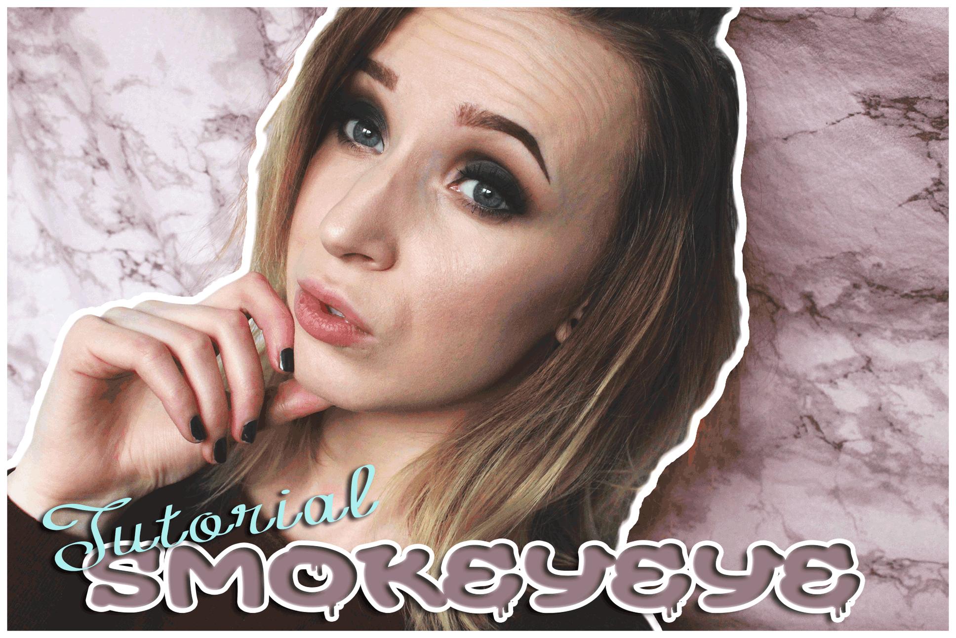 Smokey eye tutorial