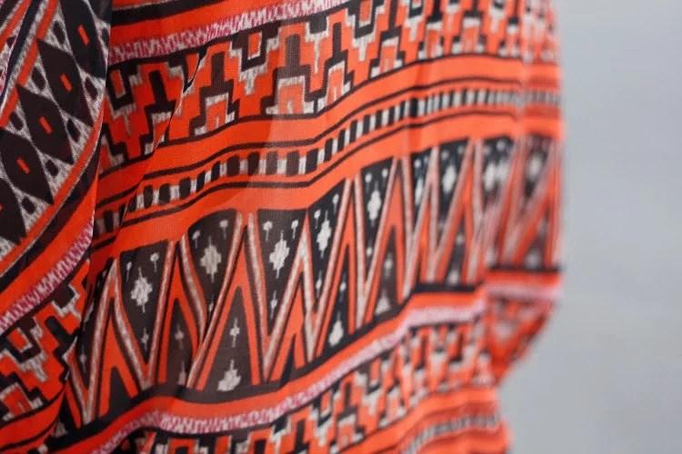 Kimono Tribal