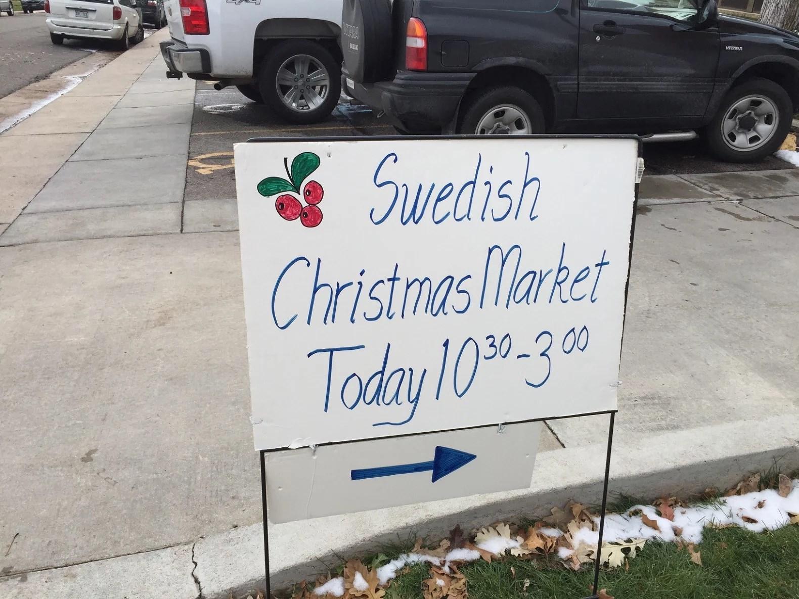 SWEA Julmarknad