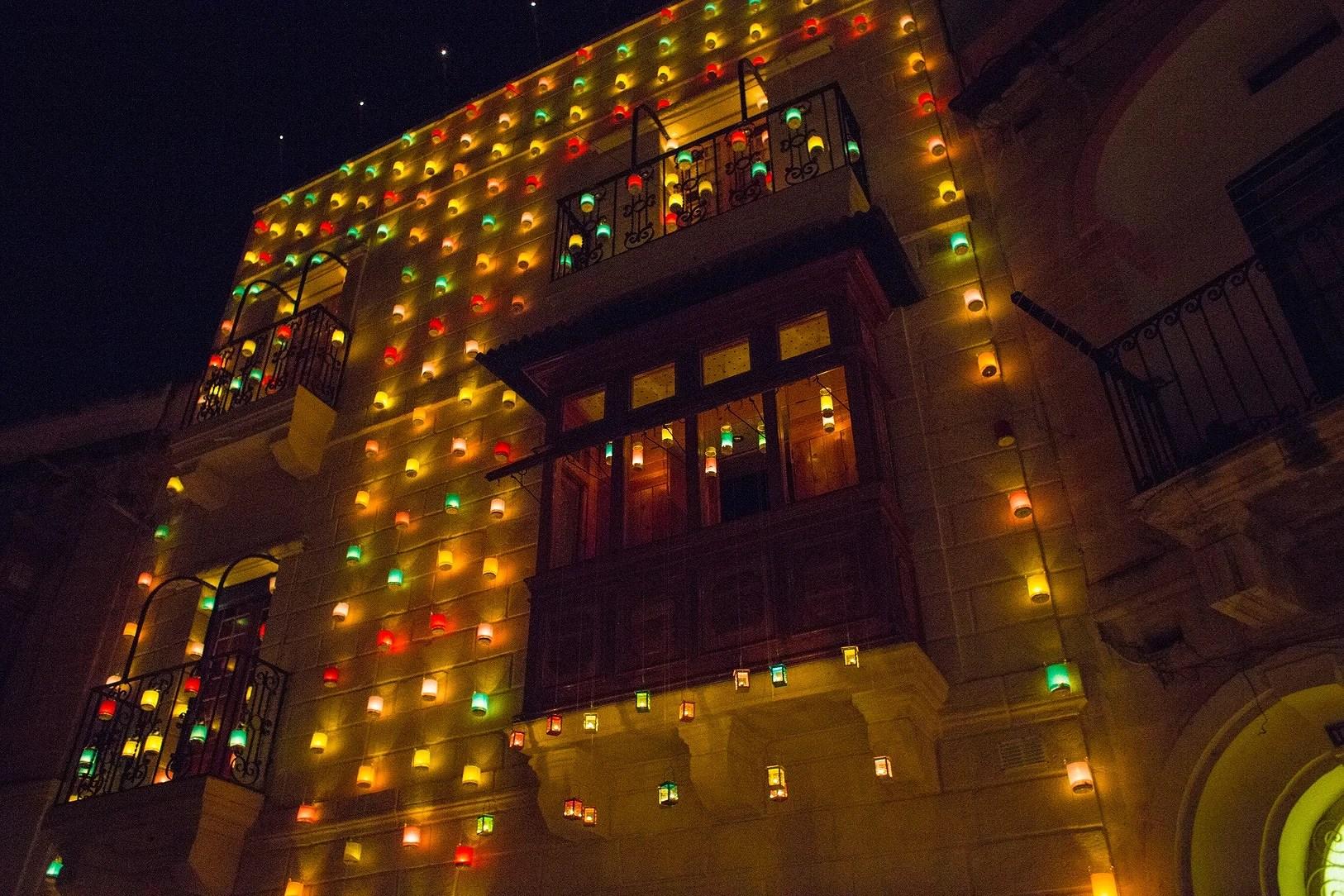 BIRGU, LIGHT FESTIVAL