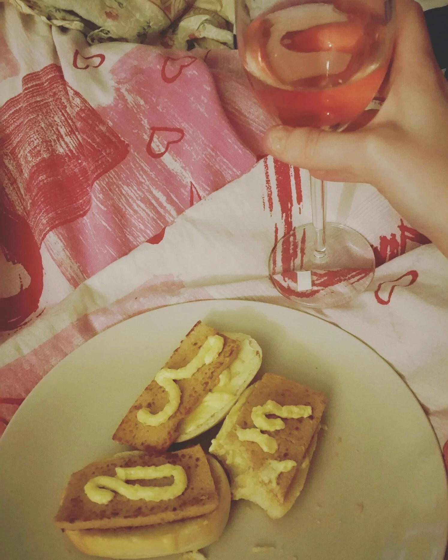 Torskrom & rose vin 🌸