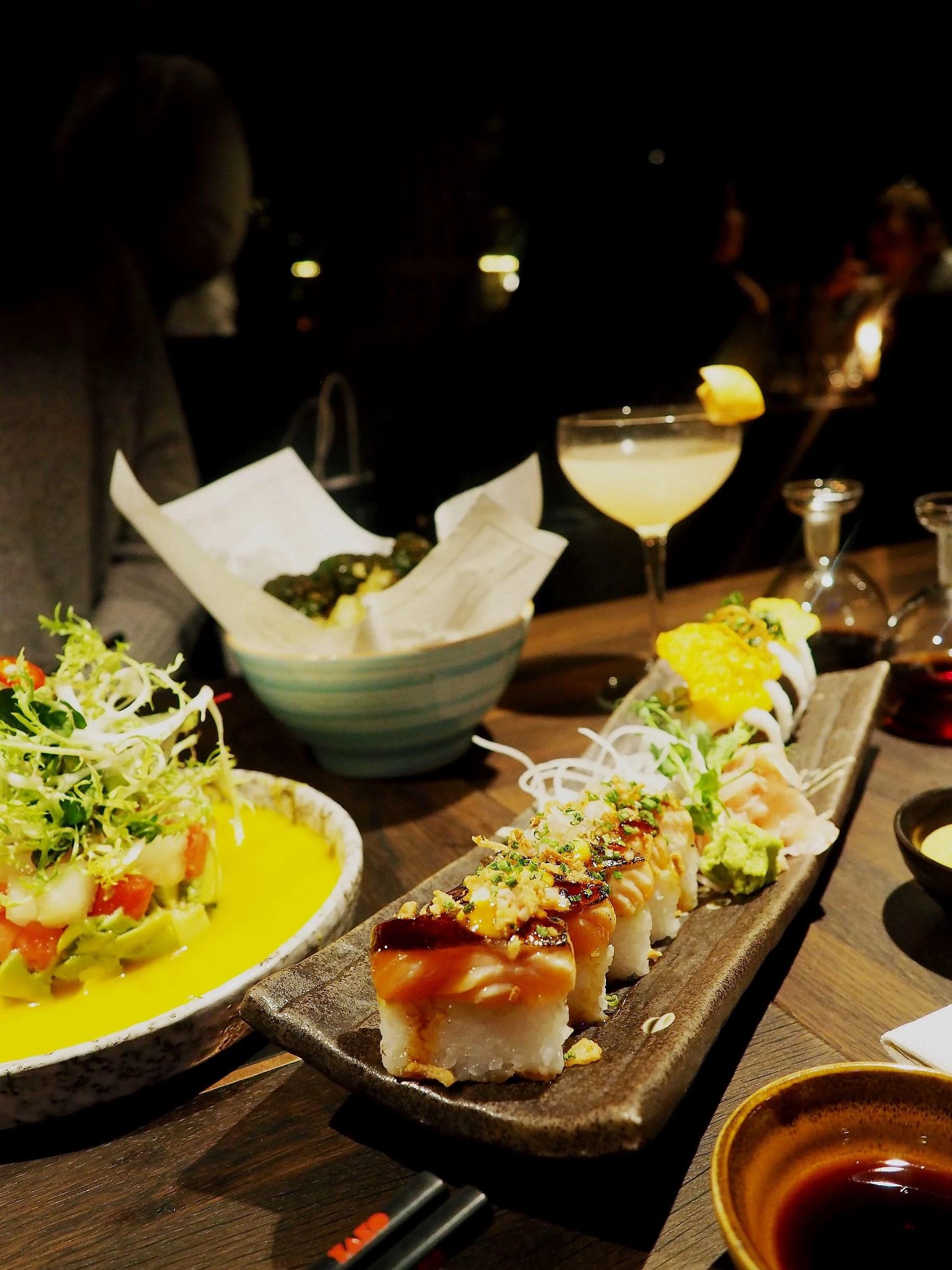 Where to eat? Stockholm - Restaurang TAKO