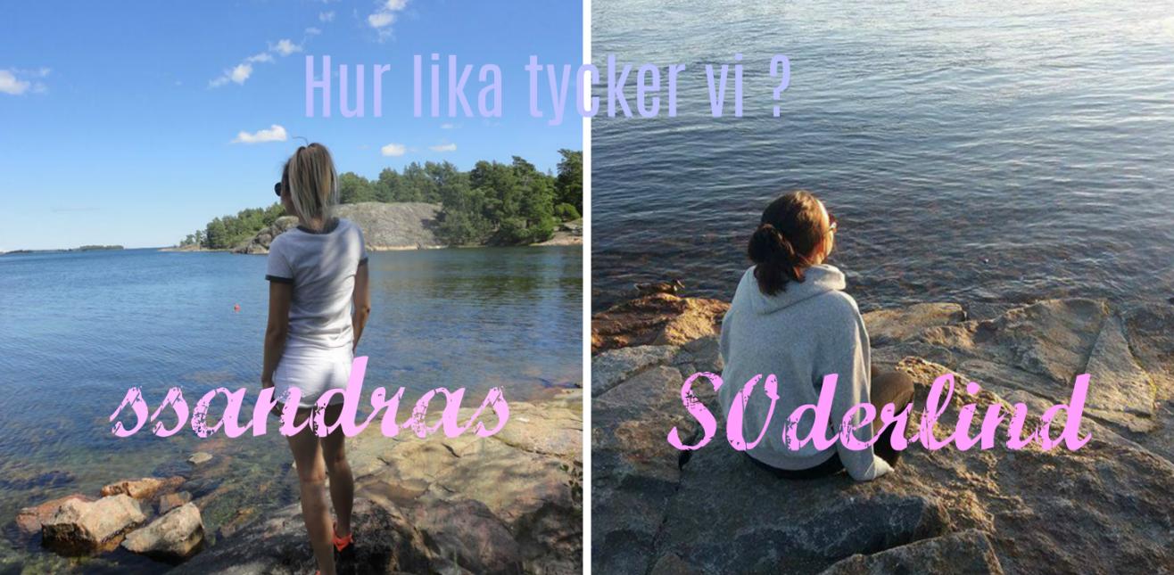 Bloggare hur lika tycker vi #3 - Skönhetsoperationer