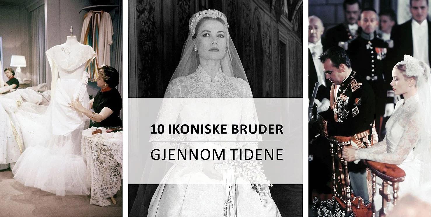 10 ikoniske bruder gjennom tidene