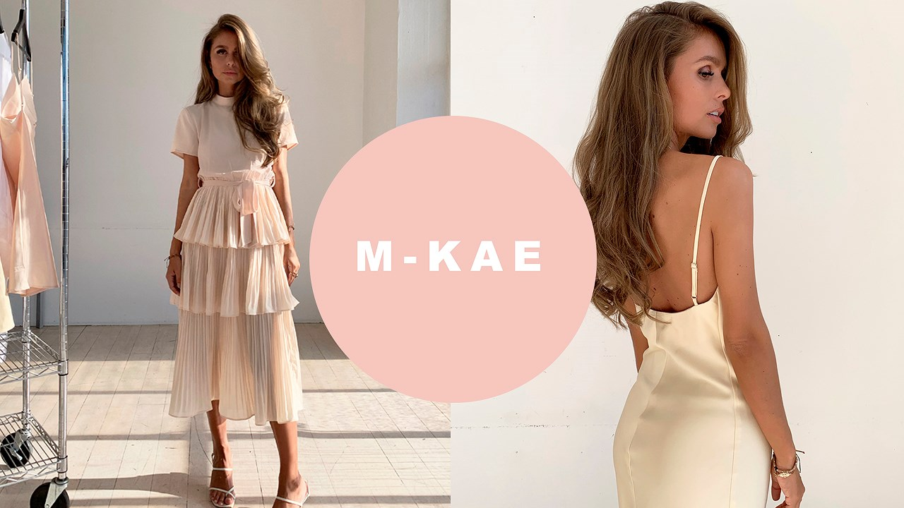 M-KAE NEW COLLECTION