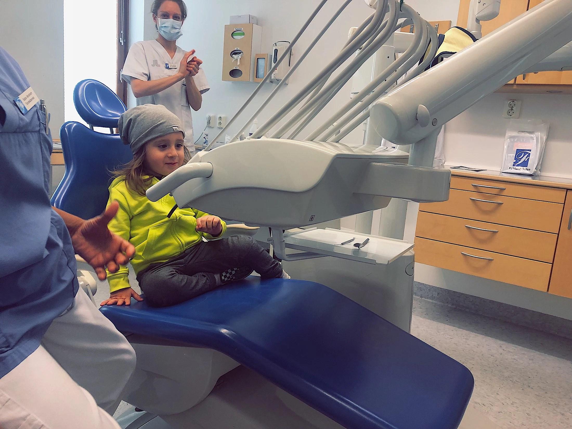 Tandläkaren.